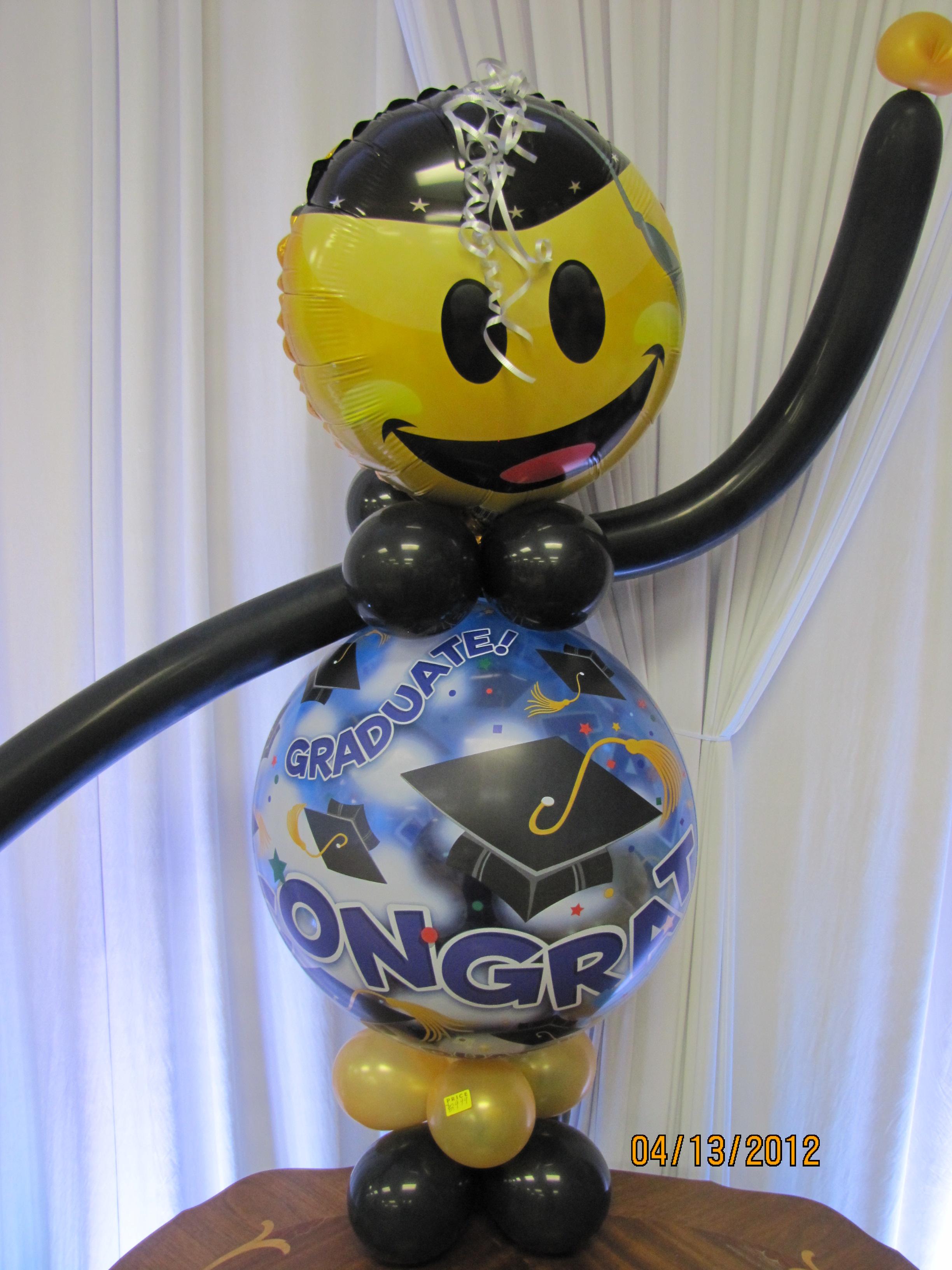 Graduation Season Balloon Decor Amytheballoonlady