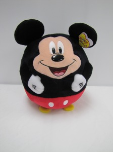 Mickey Mouse Beanie Ball