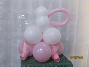 Make your own balloon decorations using our kits.